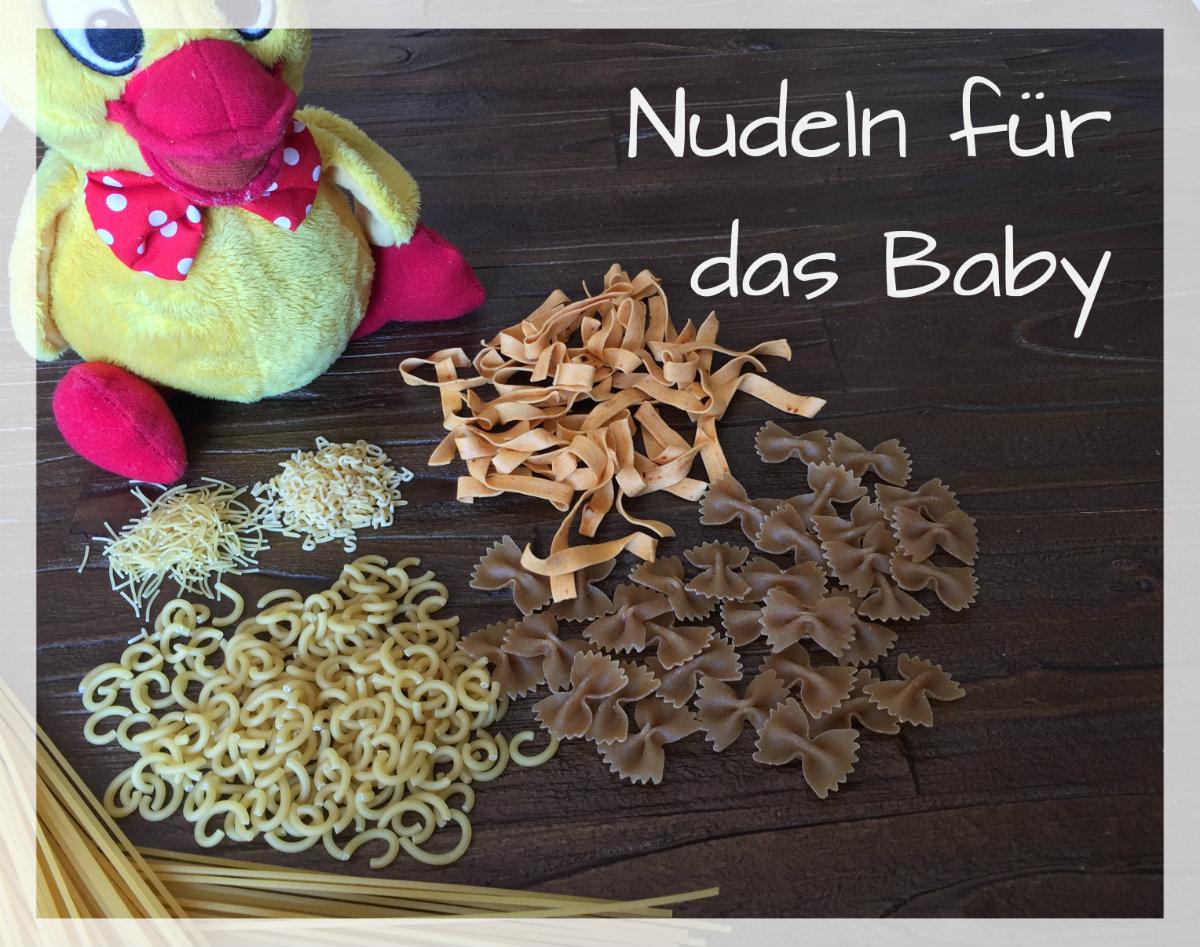Zur Kategorie Babybrei mit Nudeln