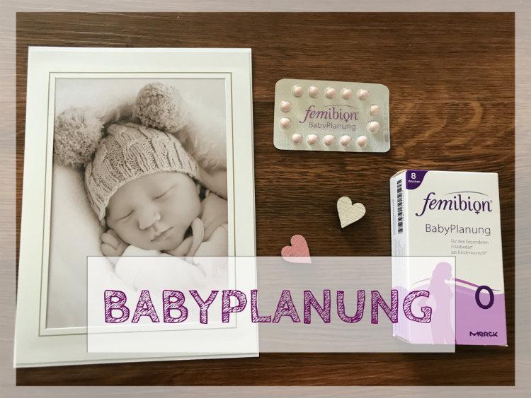 Babyplanung Tipps mit Femibion und apo-discounter