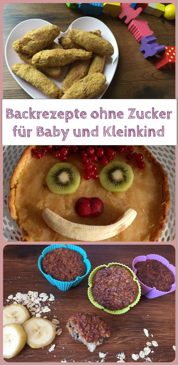 Backrezepte Fur Babys Und Kleinkinder Ohne Zucker