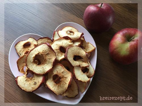 Gut gemocht Apfelringe selber machen DN07