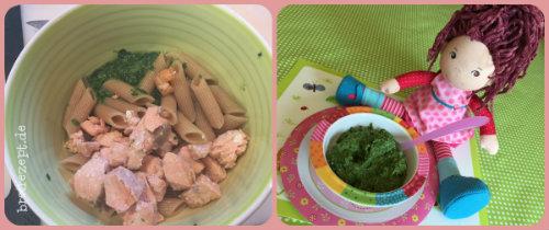 ab wann dürfen babys essen