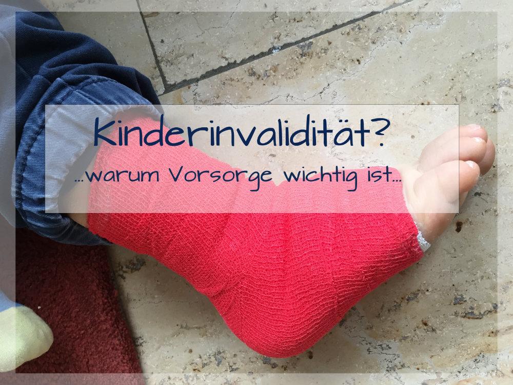 Kinderinvalidität und die Basler Versicherungen