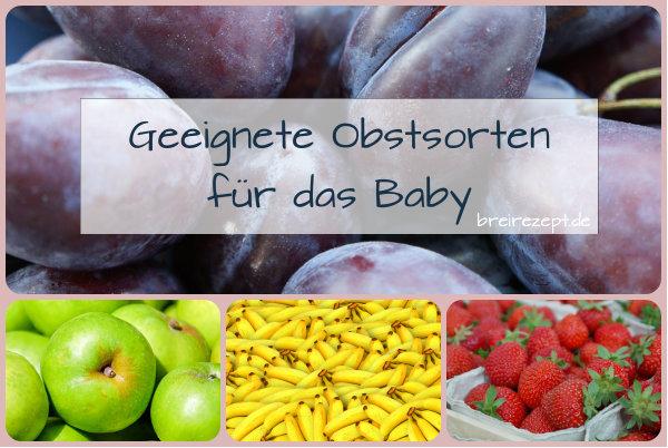 Obst Für Das Baby Tipps Für Eine Fruchtige Beikost