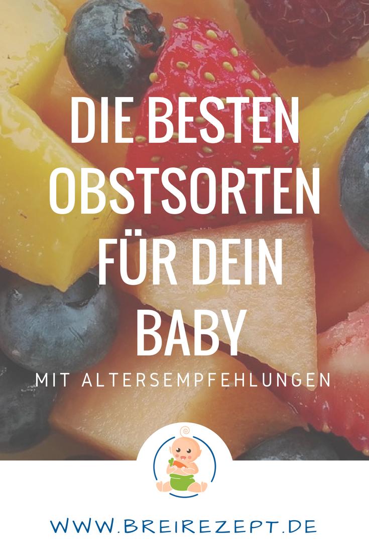 Obst Beikost Für Eine Fruchtige Das BabyTipps rCdstQxh