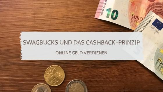 Nebenjob in der Elternzeit: Cashback mit Swagbucks