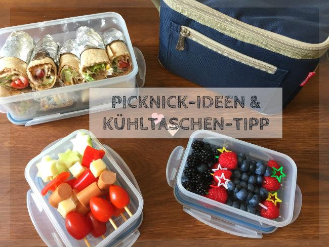 Picknick ideen und unsere thermotasche von tescoma - Picknick ideen ...