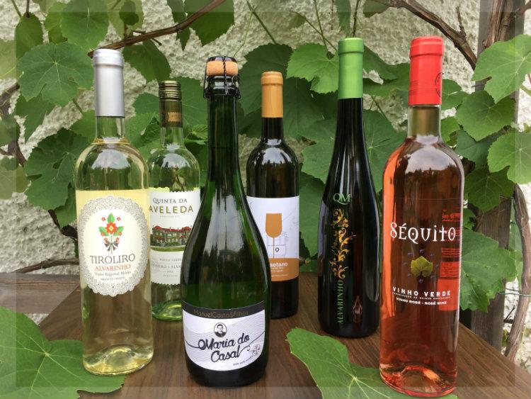 Vinho Verde Wein